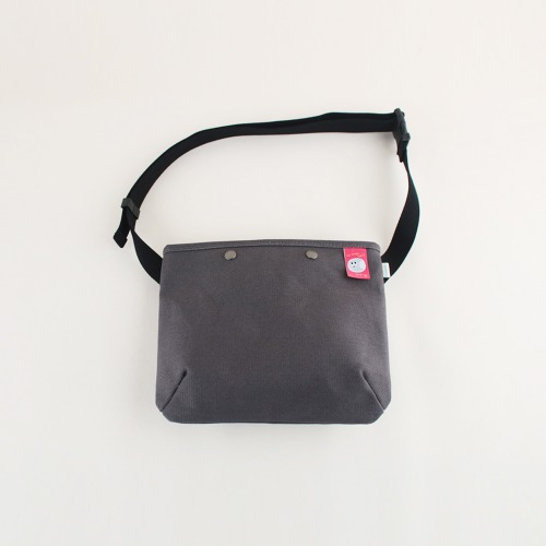 Daily walker bag _ CHARCOAL