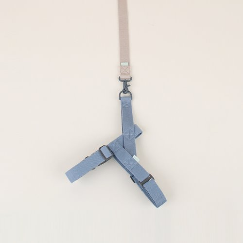 Daily harness _ dusk blue