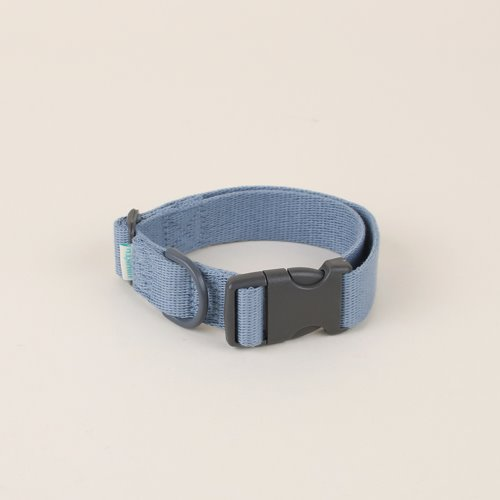 Daily collar _ dusk blue